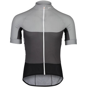 POC Essential Road Light Jersey Heren, alloy grey/sylvanite grey